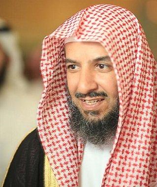 معالي الشيخ سعد بن ناصر الشثري
