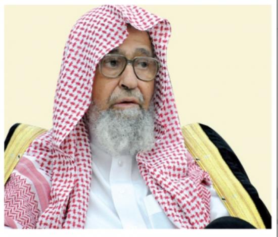 معالي الشيخ صالح بن فوزان الفوزان